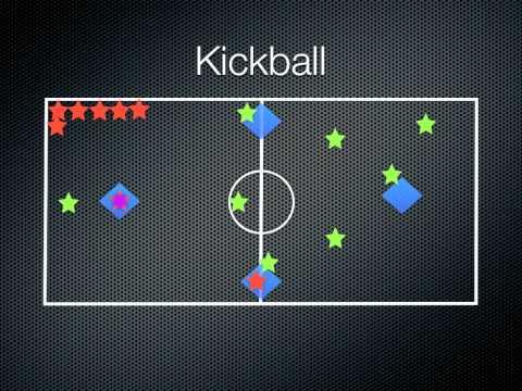 P.E. Games Kickball