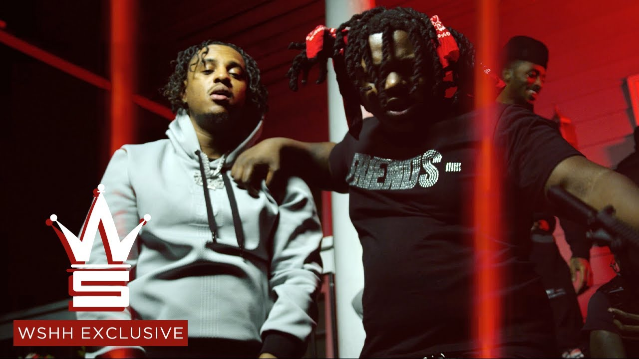 "O Racks & Millasace - ""Back and Forth"" (Official Music Video - WSHH Exclusive)"