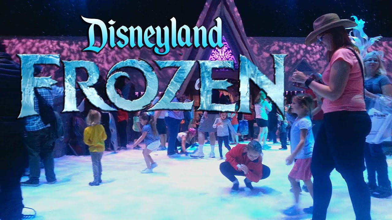 New Frozen stage show debuts at Disneyland featuring