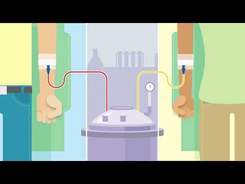 The Power of Plasma Donation Animation