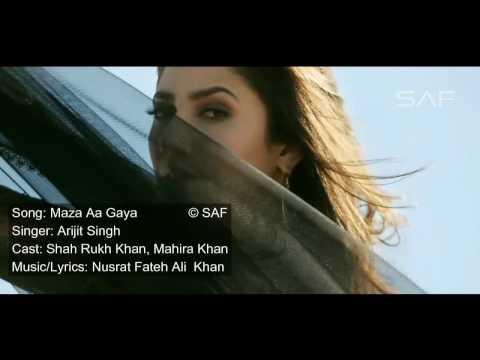 Maza Aa Gaya 'VIDEO SONG   Arijit Singh   Latest Hindi Song 2017720p