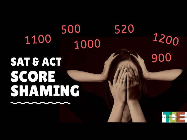 PSAT score shaming is real!