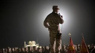 Merry Christmas from President Barack Obama passed on by Marine Corps Commandant
