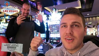 GAMBLING IN LAS VEGAS WITH LOCALS