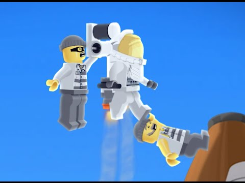 Hide And Space - LEGO City – Movie Mixer Mashup