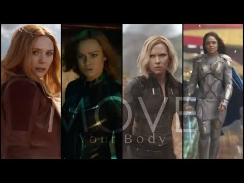 Ladies of Marvel