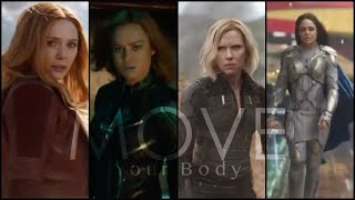 Ladies of Marvel Move Your Body