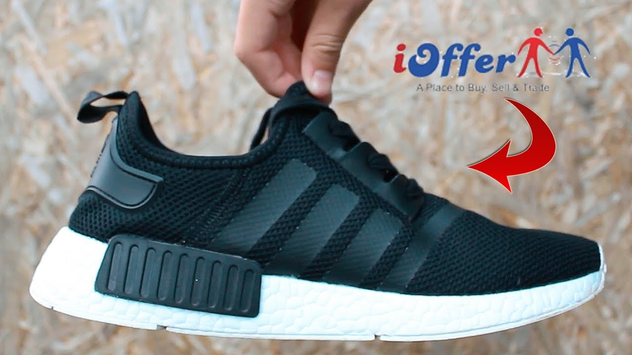 724454fc73abc IOFFER NMD REVIEW (AMAZING QUALITY) - YouTube