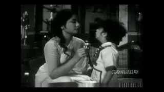 CHAL MERE GHORE TIK TIK - LATA JI -PREM DHAWAN -RAVI ( CHIRAAG KAHAN ROSHNI KAHAN 1959)