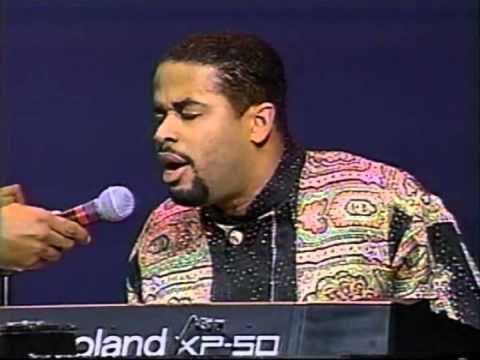 Byron Cage- Atlanta, GA 1996
