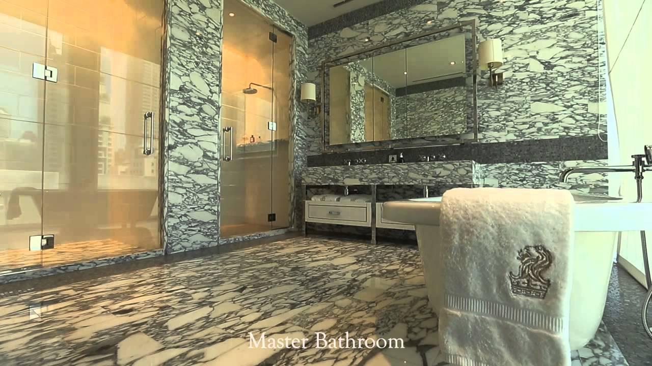 2 Bedroom Residence Tour: The Ritz Carlton Residences, Bangkok At  MahaNakhon   YouTube