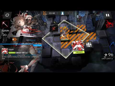 Arknights - HX-2 Challenge 2 Ops Clear