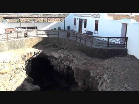 Cueva Del Llano Fuerteventura Youtube