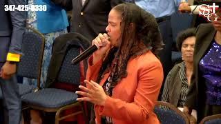 Salvation Church of God | 11:30 AM Sunday Worship Service 4/14/19 | Pastor Malory Laurent