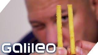 Der Pommes-Check mit Jumbo | Galileo | ProSieben