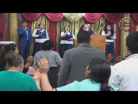IGLESIA PENTECOSTAL DIVINA TRINIDAD SERVICIO EVANGELISTICO 05/24/20