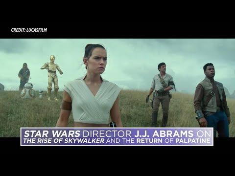 &39;Star Wars&39; Episode 9 cast on &39;The Rise of Skywalker&39; trailer and Palpatine shocker
