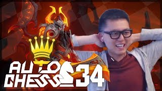The Perfect Doom Game | Amaz Auto Chess 34