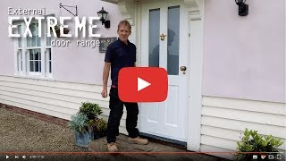 JB Kind External Extreme front door – installed and reviewed by Roger Bisby