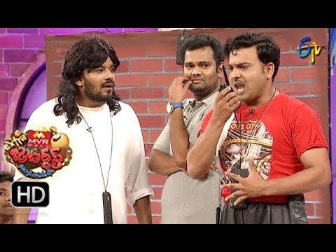 Sudigaali Sudheer Performance | Extra Jabardasth | 26th October 2018 | ETV Telugu