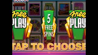Play Wheel of Fortune Slots from GSN Casino