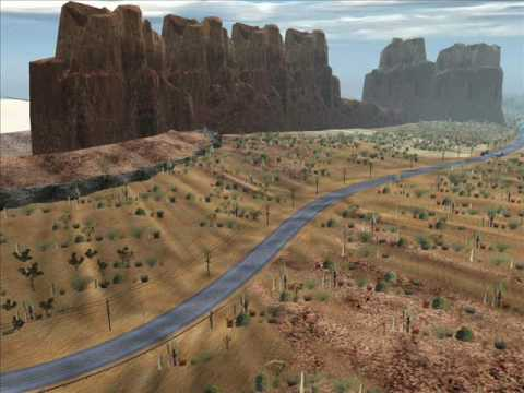 New Map Grand Canyon Discovery beta For 18 Wheels of Steel Haulin