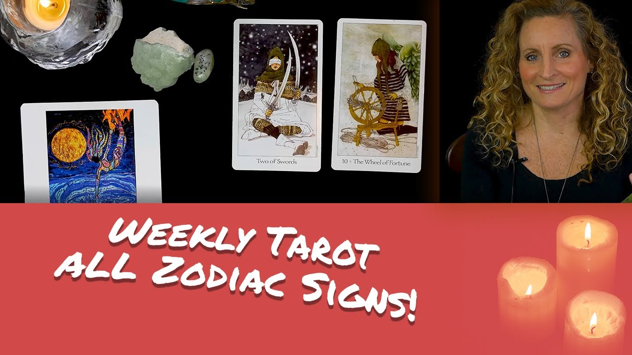 Weekly Tarot Reading for ALL Zodiac Signs - You have the wisdom!