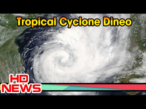 What to do if tropical cyclone Dineo reaches you?