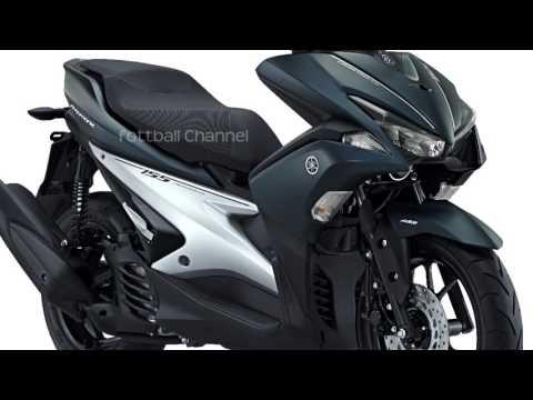 Yamaha Aerox 155 dan Spesifikasi terbaru 2017