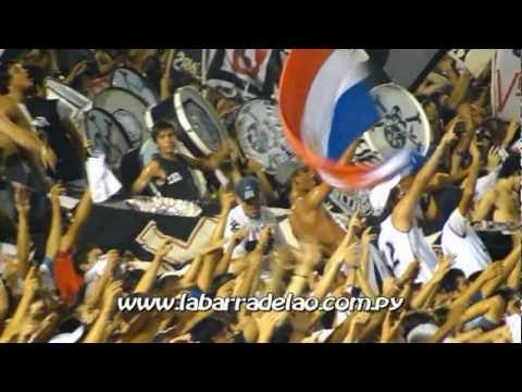 LBO 2011 / Fiesta en el Defensores / Olimpia vs Gral. Caballero / Fecha 3 / Apertura 2011