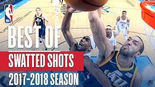 Best Swats of the 2017-2018 NBA Season