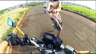 Os piores ROUBOS de motos