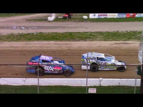 Genesee Speedway Highlights 5-18-19