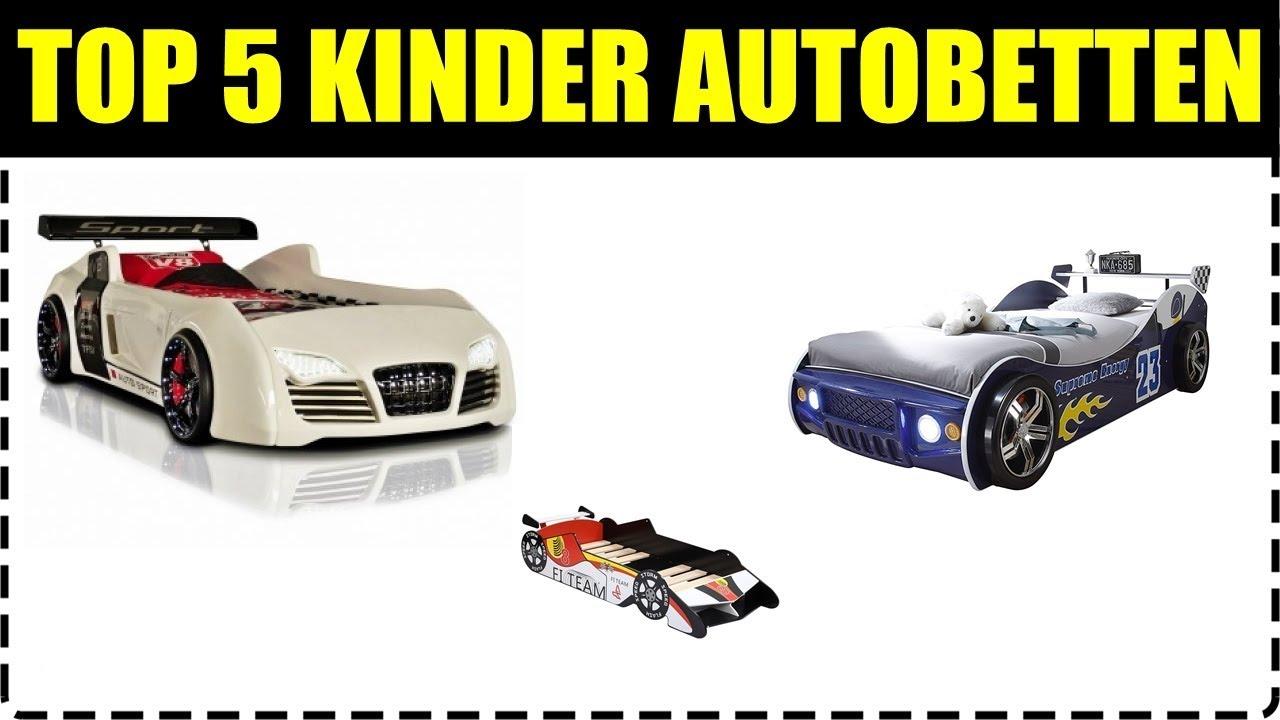 Top 5 Kinder Autobetten Autobett Für Kinder Autobett Mit Licht Kinderbett Auto Autobett V8