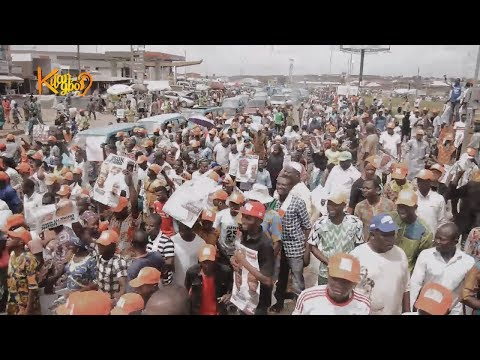 2018 Osun Governorship Election: Omisore Woos Residents As SDP Holds Campaign  In Osun