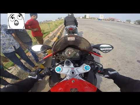 Sunday Ride to Anand |SuperBikes|Vadodara to Anand(NH8) thumbnail