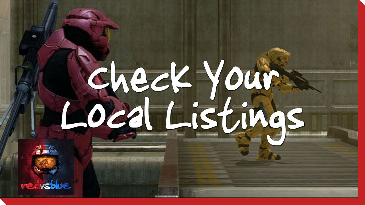 Download Season 8, Chapter 15 - Check Your Local Listings   Red vs. Blue