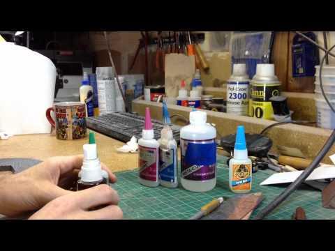 Super Glue Corner With Bill