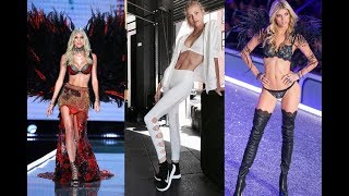 Victoria's Secret Model Workout in under 4 minutes | DEVON WINDSOR
