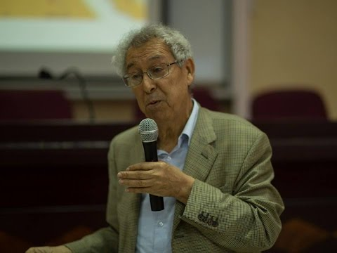 Professeur Ahmed Djebbar:  Ibn al Haytham, Mathematicien et Physicien