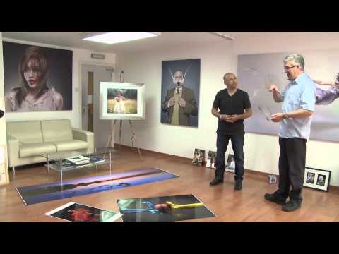 How to display digital photographs by Karl Taylor