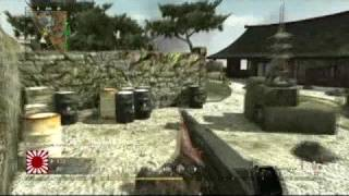 Call of Duty World At War Beta - Team Deathmatch Dos (SVT-40)