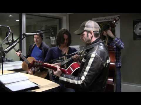 Yarn - Fussin' & Fightin' (Singin' Jim Croce) - Live In Studio WQFS -2013-01-26