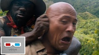 Че я такой медленный? Джуманджи 2: Зов джунглей. (3/5) 2017 HD