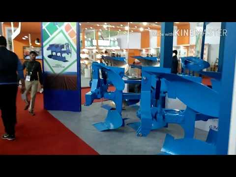 Agricultural machinery and equipment exhibition,2017, IARI, PUSA , New Delhi