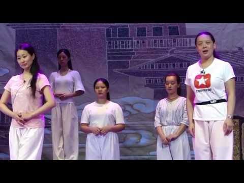 Teochew opera (Rehearsal): 风 箫 情 (上) 2