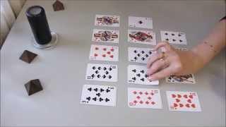 Просмотр развития событий на колоде в 36 карт