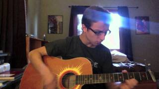 Savior - Rise Against (Acoustic / Vocal Cover)