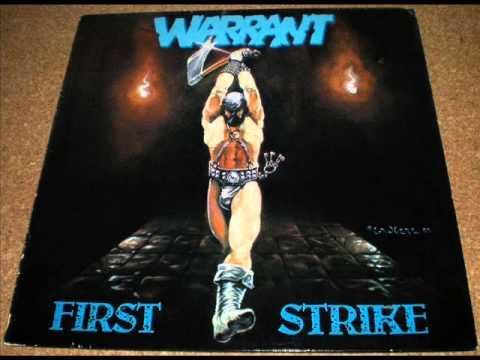 Warrant - First Strike (Full 12