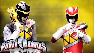 Exclusive Clip - Power Rangers Dino Super Charge - A Date with Danger